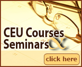 CEU Continuing Education Courses and Seminars.